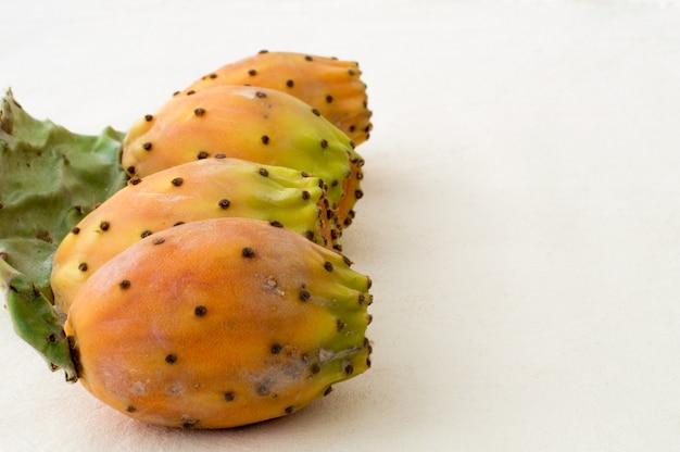 Owoce kaktusów opuncji
