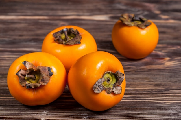 Owoce persimmons
