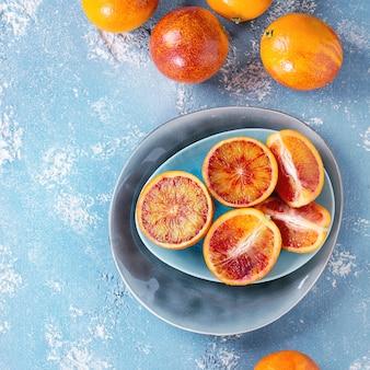 Owoce sycylijskiej pomarańczy