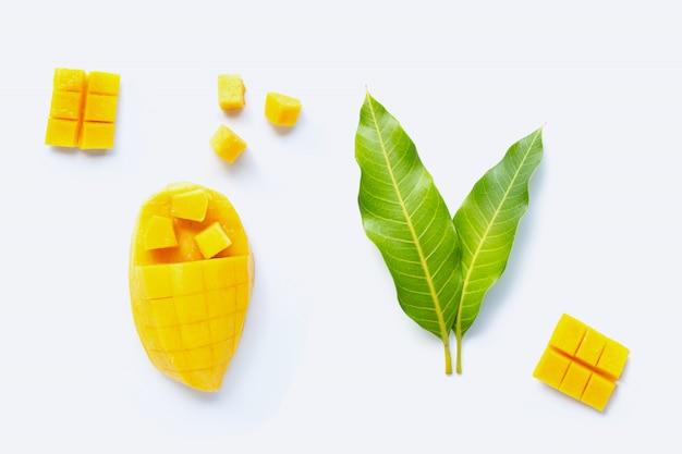 Owoce tropikalne, mango