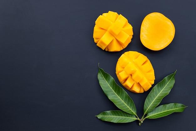 Owoce tropikalne mango
