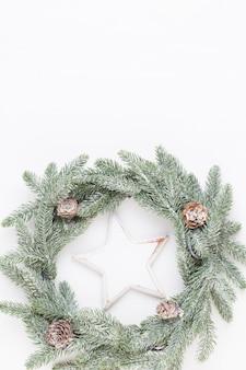 Ozdoby świąteczne na stole