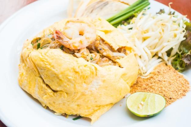 Pad tajskie kluski