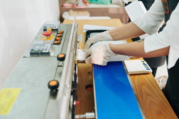 Pakiet do plombowania pracowników