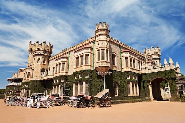 Pałac bangalore, indie