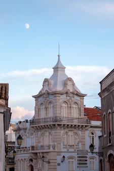 Pałac belmarco w mieście faro