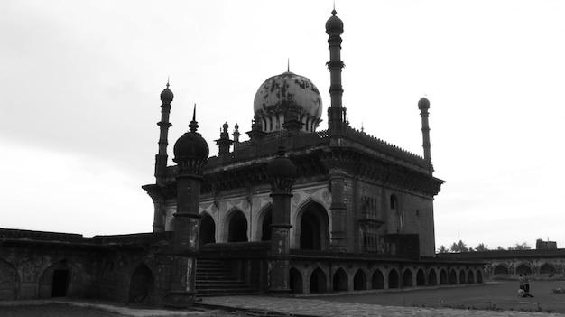 Pałac król mahal indie królestwo