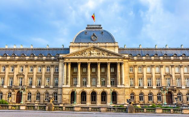Pałac królewski w brukseli