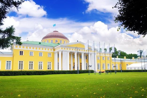 Pałac potiomkinowski w sankt petersburgu. rosja