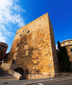 Pałac pretori roma. tarragona