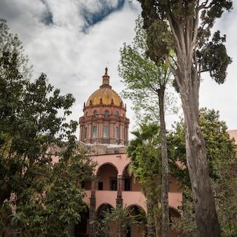 Palacio de bellas artes, zona centro, san miguel de allende, guanajuato, meksyk