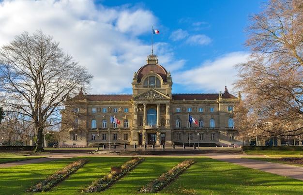 Palais du rhin w strasburgu