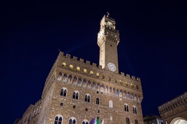 Palazzo vecchio we florencji