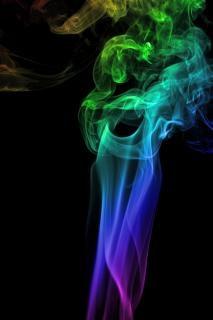 Palić elegancką formę krzywej