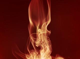 Palić płynną formę