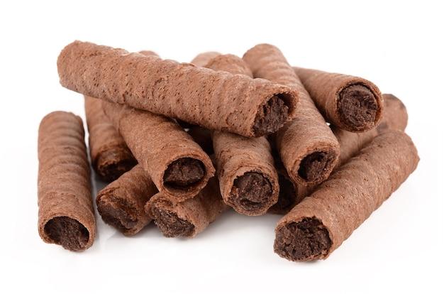 Paluszki czekoladowe