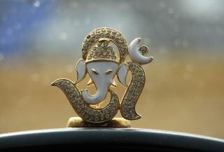 Pana ganesha - bóg indian