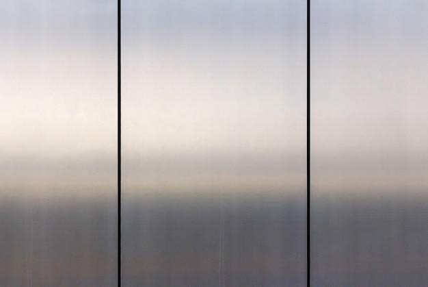 Panel stalowy. tło z teksturą metalu