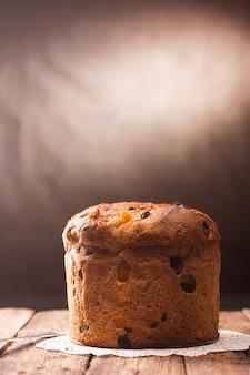Panettone to tradycyjny włoski deser na boże narodzenie