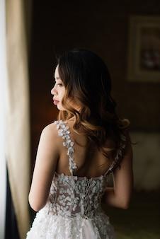 Panna młoda z azji, przygotowania do ślubu