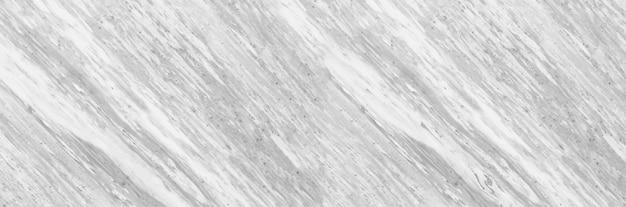 Panorama biały marmur tekstura tło i wzór kamienia w abstrakcyjny charakter do projektowania.