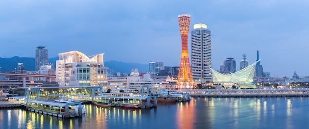 Panorama kobe tower