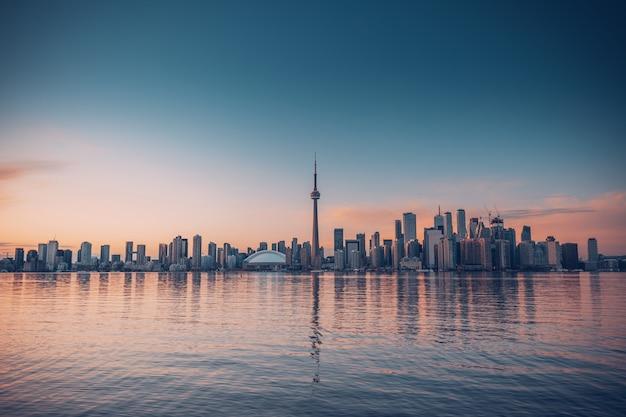 Panoramę toronto, kanada