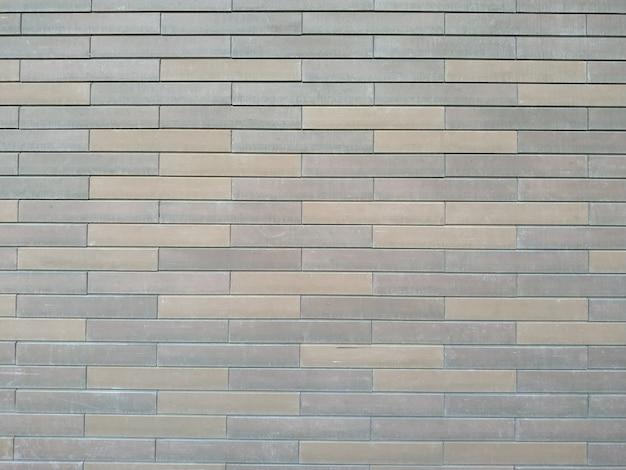 Panoramiczne tło z szerokiej starej czerwonej cegły ściany tekstury.