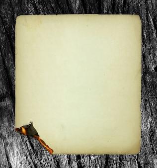 Papier do spalania