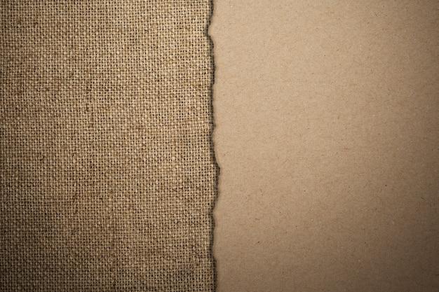 Papierowy makieta projekt tło