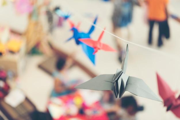 Papierowy ptak