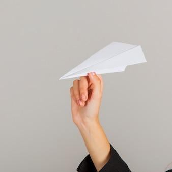 Papierowy samolocik