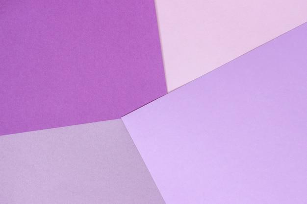 Papierowy tekstury tło, abstrakcjonistyczny geometryczny wzór różowy purpurowy fiołek