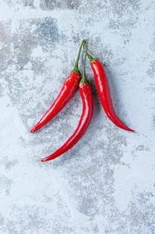 Papryka chili na czarno