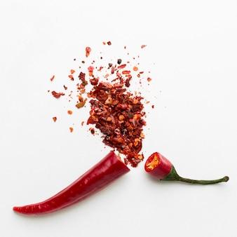 Papryka chili w proszku