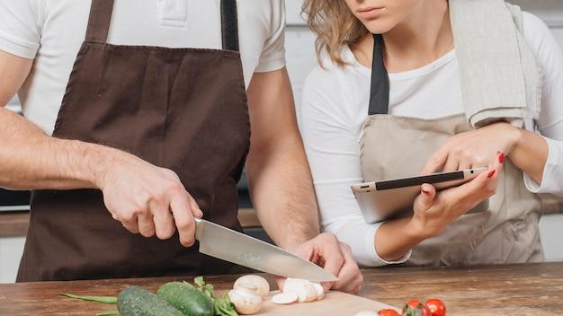 Para gotowania w domu
