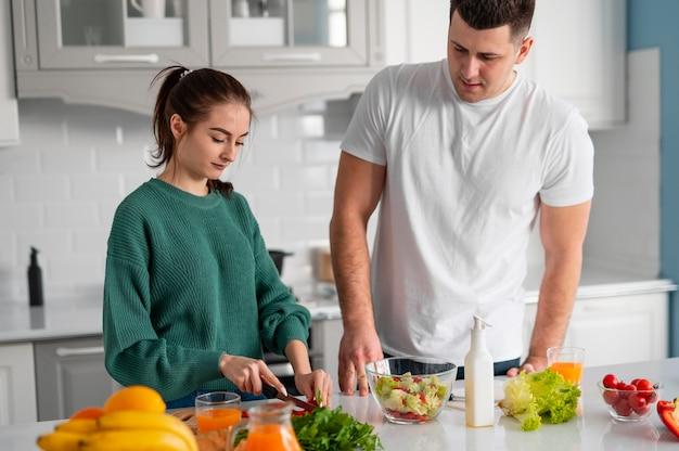 Para gotuje w domu