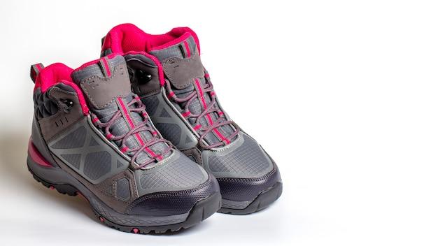 Para wysokiej jakości syntetycznych butów górskich