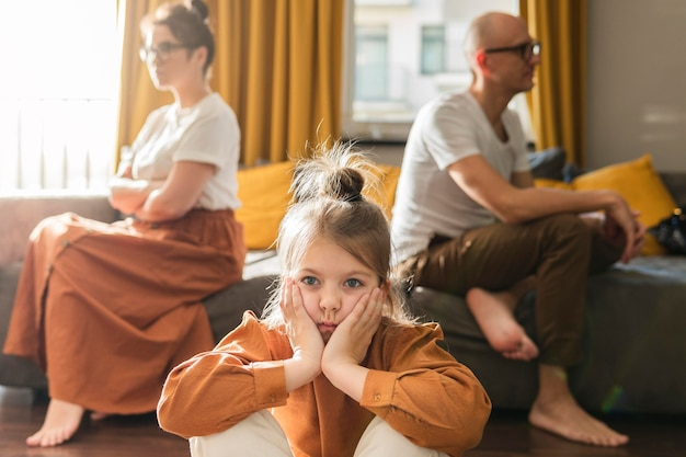 Para z rozpadem dzieci