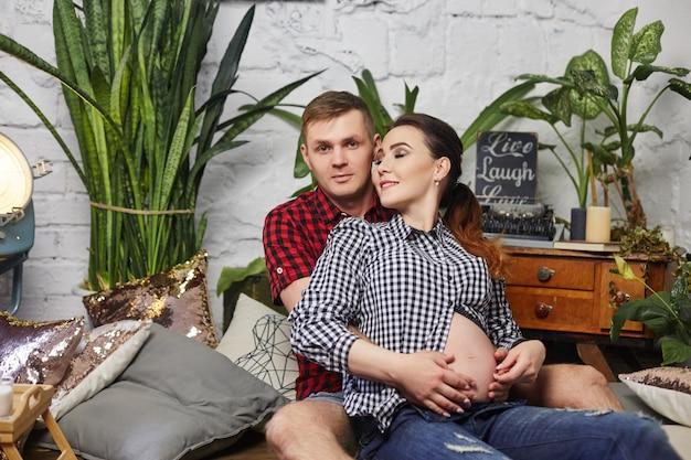 Para zakochanych spodziewa się dziecka