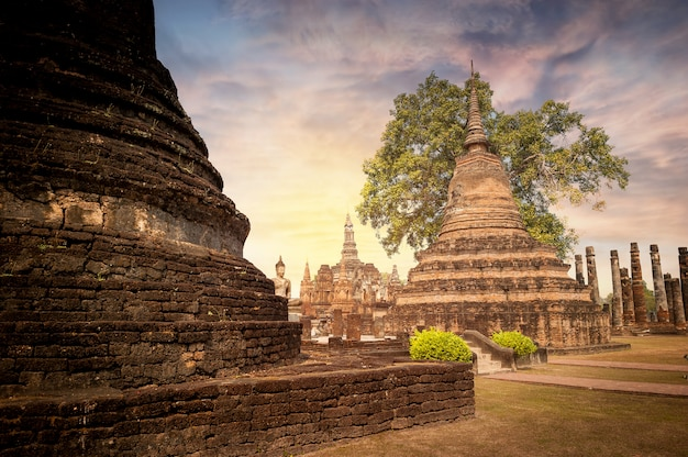 Park historyczny sukhothai
