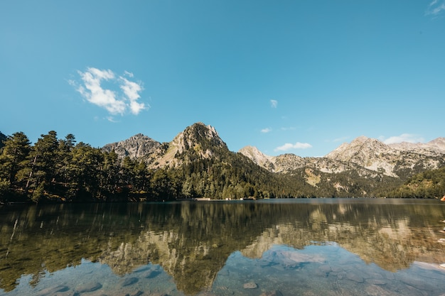 Park krajobrazowy san mauricio lake
