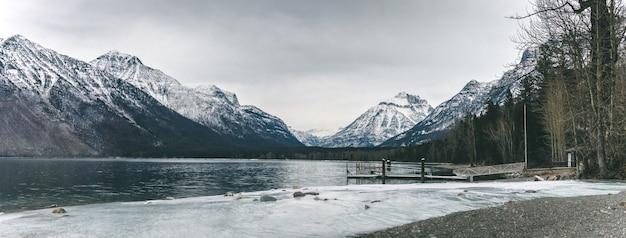 Park narodowy glacier, montana