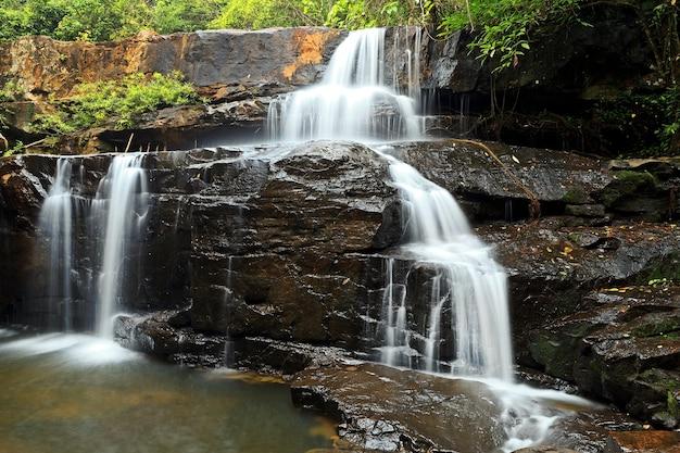 Park narodowy pang sida, na wschód od tajlandii