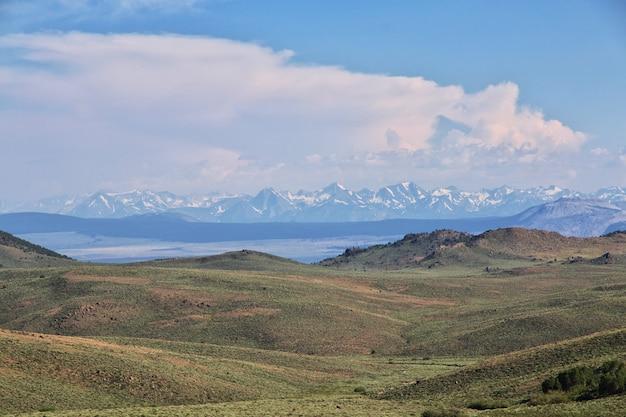 Park narodowy yosemite w kalifornii, usa