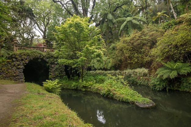 Park przyrody terra nostra