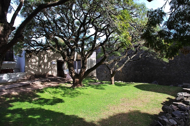 Park w colonia del sacramento, urugwaj