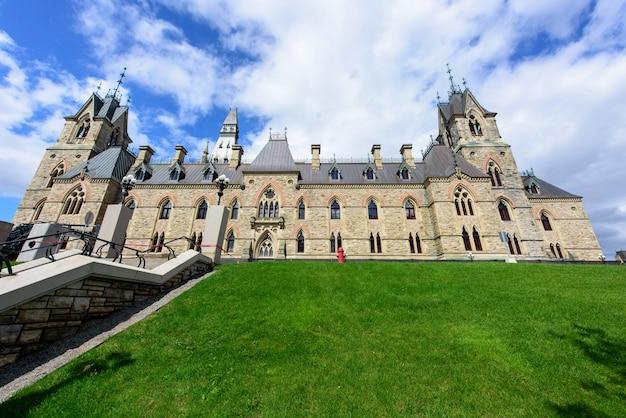 Parlament kanady w ottawie