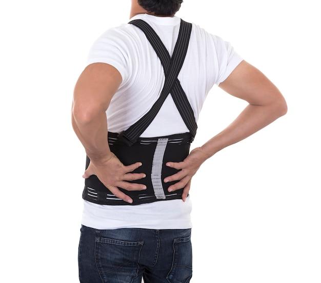 Pas podtrzymujący plecy do ochrony ciała
