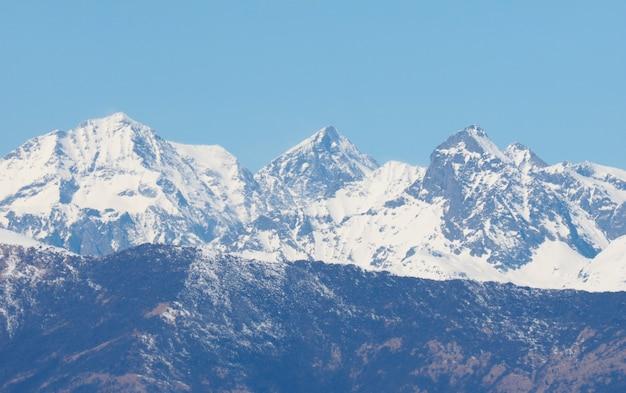Pasmo górskie alp